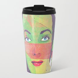 The fuc.... Dolores del Río Travel Mug