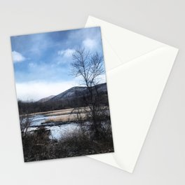 Wintery New York Stationery Cards