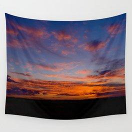Prairie Sunset Wall Tapestry
