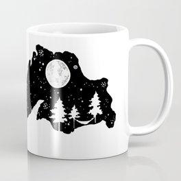 Lake Superior Starry Skies Coffee Mug