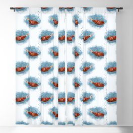 Moordy The Congo Puffer Blackout Curtain