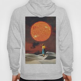 Your Heart Is The Sun Hoody