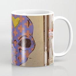 Martian street art Coffee Mug