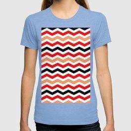 vintage chevron T-shirt
