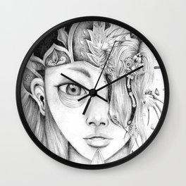BOBROK Wall Clock