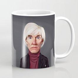 Celebrity Sunday ~ Andy Warhola Coffee Mug