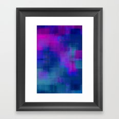 Digital#2 Framed Art Print
