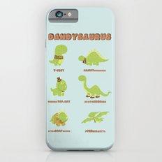 DANDYSAURUS iPhone 6s Slim Case
