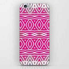 Pink Mix iPhone & iPod Skin