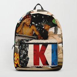 Rapper Mac Miller KIDS Music Poster Backpack