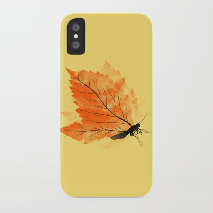 Seasons Change iPhone Case