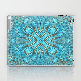 Jeweled mind Laptop & iPad Skin