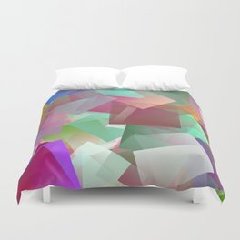 Wet or white christmastime? ... Duvet Cover
