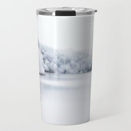 White Wonder Reflection Travel Mug