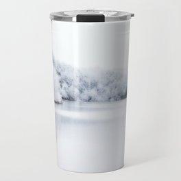 White Wonder Reflection Travel Mug