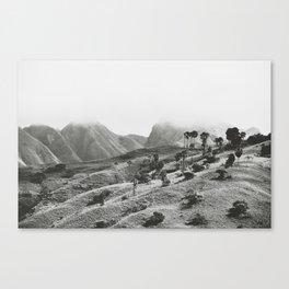 Mini Epochs Canvas Print
