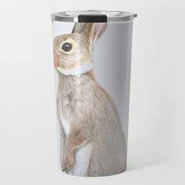 British Wildlife - Rabbit Travel Mug