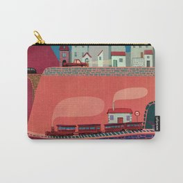 warm village Carry-All Pouch
