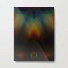 Emo Rainbow Metal Print