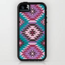 Navajo Dreams - Turquoise iPhone Case