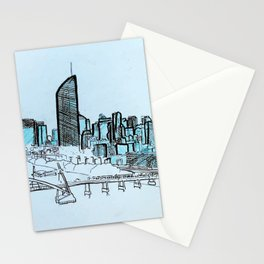 BRISBANE POSTCARD SERIES 010 Stationery Cards