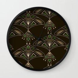 Art Deco. №1 Wall Clock