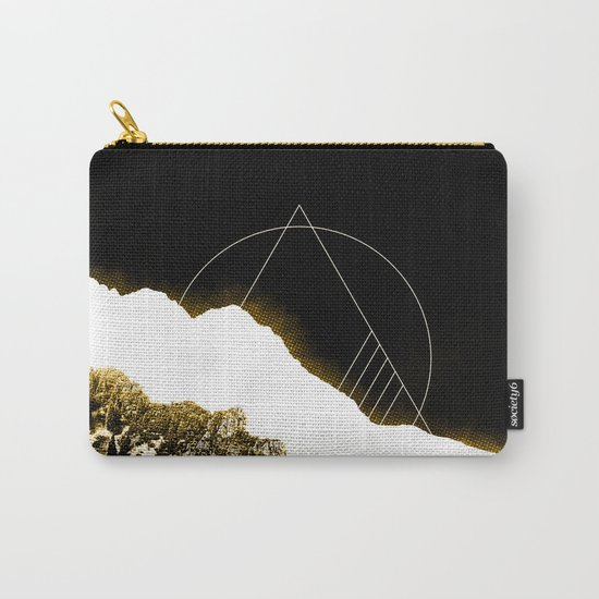 Golden Mountain Carry-All Pouch