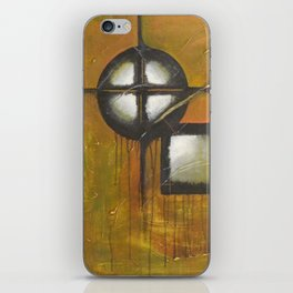 Celtic Abstract iPhone Skin