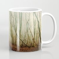 miles davis Mugs featuring GHOST PATH by Catspaws
