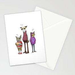 Sum Catz Stationery Cards