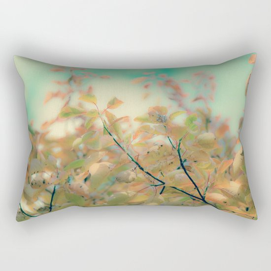 Nothing Lasts Forever Rectangular Pillow