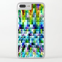 Up&Out.... Clear iPhone Case