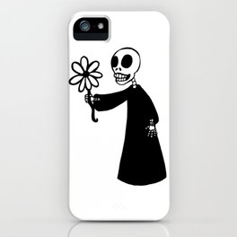 Death's Offering iPhone Case