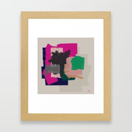 Suitable for huge spaces Framed Art Print