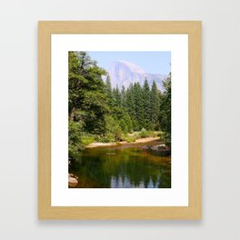 El Capitan Yosemite Framed Art Print