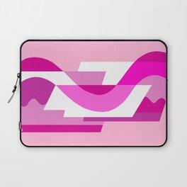 SUISSE - Art Deco Modern: PINK PANACHE Laptop Sleeve