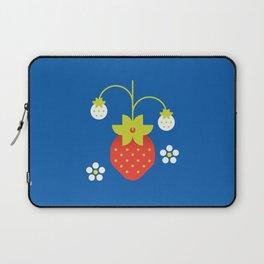 Fruit: Strawberry Laptop Sleeve