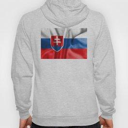 Slovakia Flag Hoody