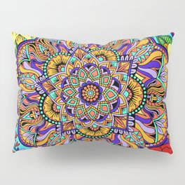 New Flower 2 Pillow Sham