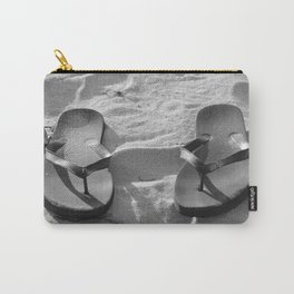 Sumner in Black and White  Carry-All Pouch