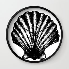 shell for you Wall Clock