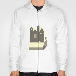 Small houses Hoody