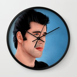 Danny Zuko (Grease) Wall Clock