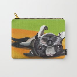 Upsidown Boston Carry-All Pouch