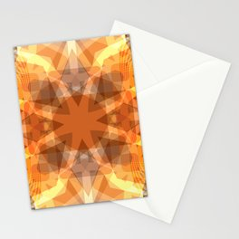Magnificent Rays Stationery Cards