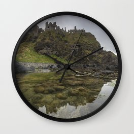 Dunluce Castle Wall Clock