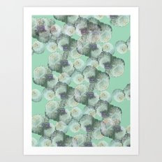 Mint Colonisation  Art Print