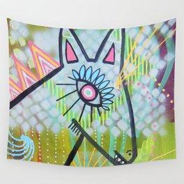 Always Near Original Artwork by Rachael Rice Wall Tapestry