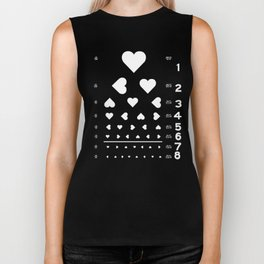Can you see the love? Biker Tank
