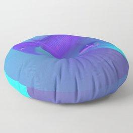 The Wave Floor Pillow